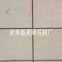 供应柏坡黄花岗岩 柏坡黄荔枝面 灵硕石材 小米黄色花岗岩厂家