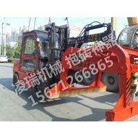 供应襄阳凌瑞叉车式3.8吨抱砖车加气块特款
