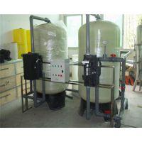 晨兴供应云南曲靖大型井水洗涤厂专用立式软化水处理设备 可有效解决衣物发硬问题