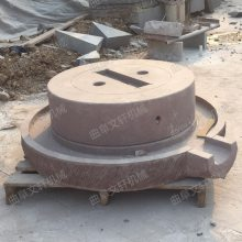 岳阳豆浆石磨机_文轩40型豆浆石磨机 天热石磨机