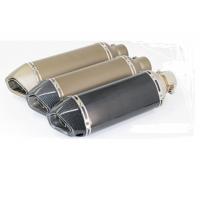 生产厂家供应天蝎品牌 六角排气管 万虎 吉村 大排量 摩托车改装排气管