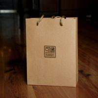 广州白云区袋厂 通版袋印刷 白云常规纸袋制作 单铜手提袋批发生产