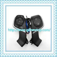厂家供应 2015款 广汽丰田 冰蓝灯 凯美瑞 方向盘多功能按键开关84250-06530