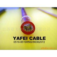 亚飞电缆    供应UL认证标准透明PVC电线