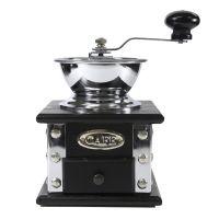A06手摇咖啡豆磨豆机 小型手动咖啡研磨机 家用磨粉咖啡机批发