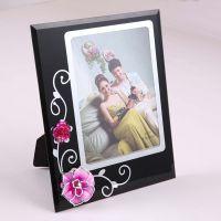 义乌相框工厂直销 实木相框 照片墙相框专用5寸7寸10寸 可定制