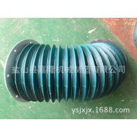 嘉隆厂家供应圆筒式伸缩护罩 伸缩防尘罩 气动液压设备保护套