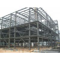 彩钢《钢结构 》钢结构厂房,型号: H300--600 600--1000 品牌:北京厚德