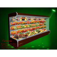 保鲜柜水果保鲜柜风幕柜超市冷柜水果蔬菜保鲜柜北京保鲜柜厂家直销