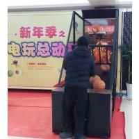 长沙篮球机低价出租 低价供应投篮机 (奇趣投篮机出租)