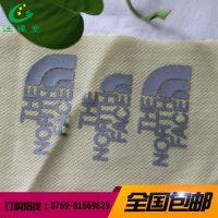 东莞注礼堂厂家供应用于服装的定制品立体热转印烫画标