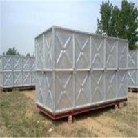 整体安装定做玻璃钢水箱不锈钢消防保温水箱