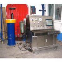 2016新款无缝钢瓶水压试验机 外测法水压试验机 气瓶打压测试台 气瓶水压变形外测法试验机