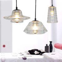 批发 意大利Tube lamp汤姆设计透明玻璃餐吊灯 餐厅家用灯具 灯饰