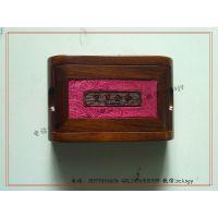 金器工艺品包装盒 金勺子包装盒 红木金勺子包装盒厂家定制