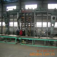 供应专利产品竹丝地板成套加工设备生产线