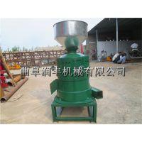 碾米组合机 移动型的碾米机厂家