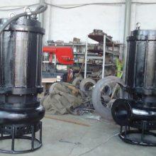 7.5KW污泥泵 矿厂砂石泵 耐磨泥砂泵