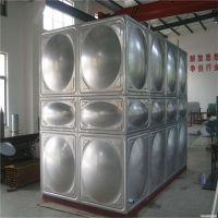 天津厂家直销鼎热不锈钢消防水箱环保供水5吨指定打孔