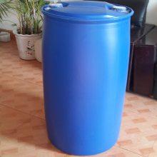 山东230L单L环塑料桶 河北230升双闭口塑料桶 230kg化工塑料桶厂家