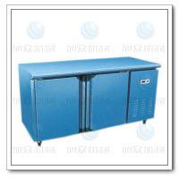 内蒙古冷藏柜工作台 不锈钢冷柜 海鲜冷藏柜