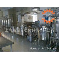 厂家提供果汁调配、原果榨汁饮料全套生产设备以及各种辅助设备