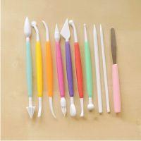 超轻粘土多功能彩色工具儿童手工橡皮泥珍珠泥黏土专业十件套配件