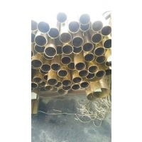 H65黄铜无缝管/厚壁黄铜管厂家/大口径黄铜管生产以及加工