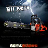 雅马哈8900大功率油锯伐木锯汽油锯电链锯充电锯部件采用进口配件