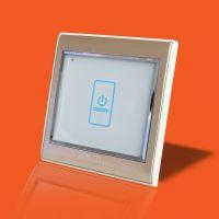 V5单路遥控开关/触摸开关/单火线供电/墙壁开关/轻触开关学习开关