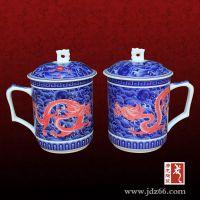 景德镇唐龙陶瓷定做茶杯厂家,陶瓷茶具,礼品茶杯