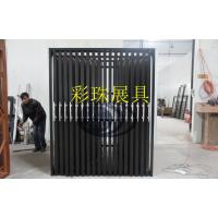 型号CZT-0809 定制木门展示架子 木材展示架效果图 陶瓷瓷砖展示货架厂家