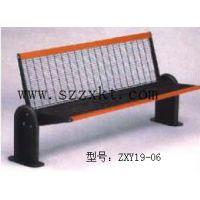 广场休闲座椅尺寸 图片 振兴景观 广场景观塑料休闲座椅