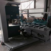 众选木工机械,卧式立式数控带锯机价格,全自动木工带锯机厂家
