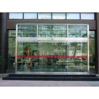 平移玻璃感应门,天河岗顶感应门,安装电动玻璃门
