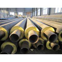 国产北钢地沟式直埋式预制聚氨酯发泡螺旋保温钢管