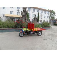 锦旺牌152电动平板车质量好坚固耐用使用寿命长可承载1吨货物