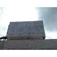 供应贵阳圣飞圆柱型不锈钢生活水箱,方型不锈钢生产水箱