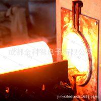 IGBT节能中频炉 超音频 金属锻造 红冲 棒料加热 紧固件锻造