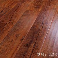 专业供应 德泽地板田园风格2213强化复合地板 大自然木地板