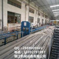银江牌数控锌钢护栏冲床|YJ-80全自动锌钢护栏冲床|银江机械