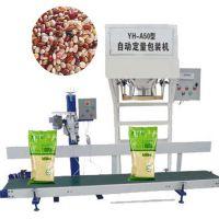 郑州粮食定量包装机 20kg粮食定量打包机 精度准效率高