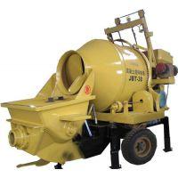 伊宁搅拌泵、力源机械、搅拌泵送一体机