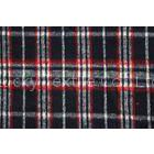 Containing 90% Acrylic Wool Fabric , Three Color Wool Fleece Fabric For Blankets
