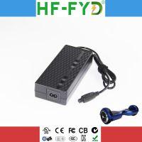 美国UL安认证54.6V2A锂电充电器 深圳富源电制造 适用于48V锂离子电池