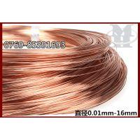 供应0.1-12mm全硬磷铜线 C5210高强度磷铜线 高强度进口磷铜线