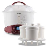 Tonze/天际 GSD-B32E隔水电炖锅正品白瓷电炖盅一锅四胆煲汤锅