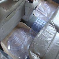 汽车脚垫 通用乳胶脚垫/塑料脚垫PVC 防冻防水防滑车用透明脚垫