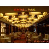 宾馆家具----工厂化装修成品木饰面,中国浙江杭州酒店木饰面工程