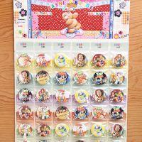 Disney迪士尼玩具总动员 卡通金属徽章 扣胸章和挂饰